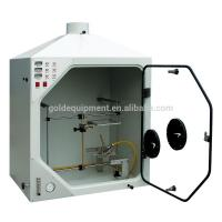 Buy cheap ISO 1210 UL94 Horizontal /Vertical Burning Chamber product