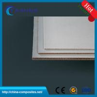 Buy cheap fiberglass foam sandwich, Fiberglass Sandwich Panels, honeycomb fiberglass board, honeycomb fiberglass sheets, product