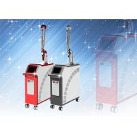 Buy cheap White Red Blue Q Switch Nd Yag Laser for Pigment Removal , Cosmetic Tattoo Removal product