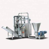 1KG Pillow Bag Airless Paste Packaging Machine For Ketchup Oil Jam Filling