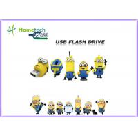 Buy cheap New Pendrive usb flash drive u disk 64GB 32GB 16GB 8GB 4GB Despicable Me 2 Pen drive Memory stick flash card lovely product