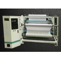 Buy cheap Jumbo Roll Film Slitter Rewinder Machine For Tapes / Papers / Soft Roll Materials product