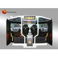 Four Players 7D Cinema Equipment / Multi - Seats 5D T - MAX Theater