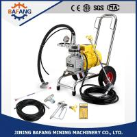 China Hot sales for JP990 Electric diaphragm pump high pressure airless paint spraying machine on sale
