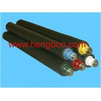 Buy cheap high quality rubber roller for paper machine product