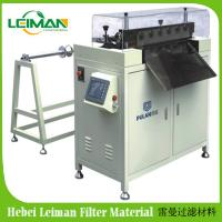 Buy cheap PLHK-50 Cabin Filter Non-woven Piece Slitting Machine product