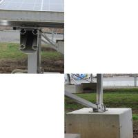 Buy cheap Residential Solar Systems Ground Mount Solar Array Solar Parking Lot product