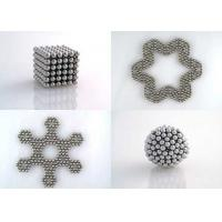 Buy cheap Commercial BuckyBalls Neocubes Neodymium Ball Magnets Magic Cube product
