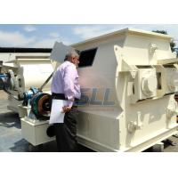 Buy cheap 18.5kw 380v Dry Mortar Mixer Machine Twin Shaft Paddle Mixer Steel Material product