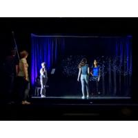 Buy cheap 3D Projection System 3D Holographic Display Hologram Stage Show Pepper Ghost Technology product