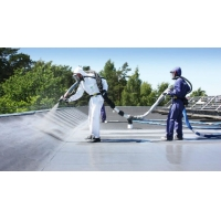 Buy cheap Double Component Spray Polyurethane Waterproof Coating product