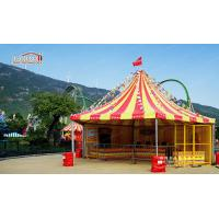 Buy cheap Colorful Outdoor Event Tents , Round Marquee Tent with Colorful Roof Cover product