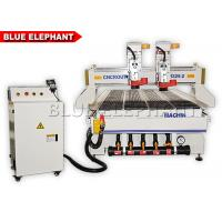 Buy cheap Servo Motor Multi - Head CNC Router 3axis Engraving And Cutting Machine product