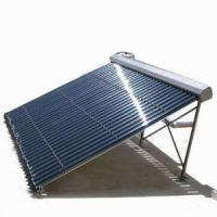 Buy cheap Compact pressurized pre-heating solar heating system with manifold species product