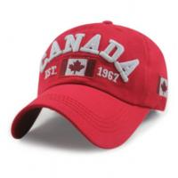 Buy cheap 3D Puff Embroidered Logo 6 Panel Cotton Structured Baseball Cap product