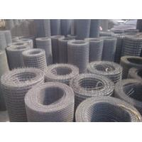 Buy cheap White Steel Welded Crimped Wire Mesh Roll pvc coated Wire Netting product