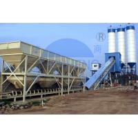 Buy cheap HZS90 Belt Type Concrete Batching Plant, Automatic Concrete Batching Plant product