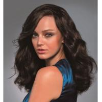 curly wave high quality lace wig