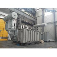 Buy cheap 220 Kv 240MVA Oil Immersed Power Transformer / Earthing Transformer product