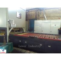 Buy cheap Lever LV-TFB-C Series Flat and Bending Glass Tempering Furnace with cross bending product