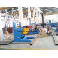 Custom SHB Lifting Pipe Welding Positioners Loading ,VFD Rotary Pipe Welding Equipment