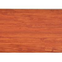 China Easy Installation Click Luxury Vinyl Tile Flooring 3MM Wood Color UV Coating Surface on sale