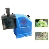 China Home Small Vegetable Processing Equipment / Chili Cutting Machine Capacity 50kg/h on sale