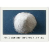 Buy cheap Amiodarone hydrochloride CAS 19774-82-4 anti-arrhythmic agent Amiodarone Hcl product
