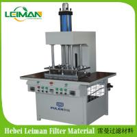 Buy cheap PLZA-1 Filter Element Heat Jointing Machine product
