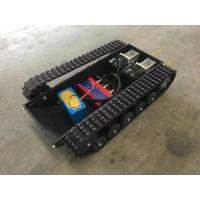 Buy cheap Small Size Rubber Track Undercarriage Dp-ywt-130 With Loading Weight 200kg product