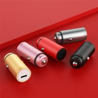Buy cheap PD CAR CHARGER 3.4A FAST USB CAR CHARGER product