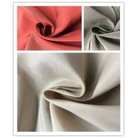 Buy cheap Plain Coated Soft Nylon Fabric , 45%N 55%P Lightweight Outdoor Nylon Fabric product