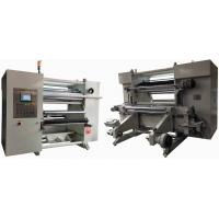 Buy cheap Kraft Paper Slitting And Rewinding Machine With  Big Touch Screen product