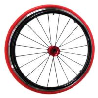 Buy cheap Sports wheelchair wheels from wholesalers
