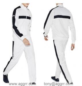 Lacoste long suit sportswear men track suit design clothing