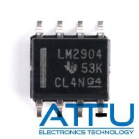 Buy cheap Industry Standard Audio Power Amplifier IC LM2904DR Simplify Circuit Design product