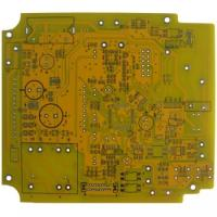 Buy cheap fr4 double-sided pcb with 1.6mm thickness 2 layer product