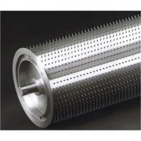 Buy cheap PVC , PE , PP,  ABS Embossing Roller With High Performance , Leather Embossing Roll product