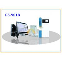 Professional Carbon Sulphur Analyser , Infrared Carbon Sulphur Determinator 901B