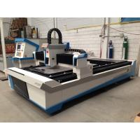 Buy cheap High speed and high precision CNC fiber laser cutter , steel laser cutter product