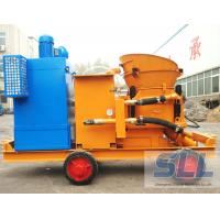Buy cheap Dustless Concrete Shotcrete Machine For Swimming Pool Construction product