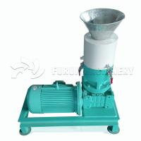 Buy cheap Diesel Wood Pellet Making Machine Pellet Press Machine Large Capacity product