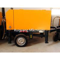 cement pumping machine