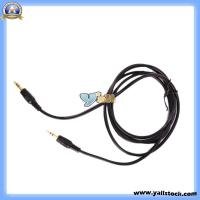 Buy cheap Stereo Cable 3.5mm Aux Auxiliary Cord Cable for iPod MP3 Car -CL118 product