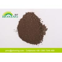 Buy cheap UL Listed Dark Red Phenolic Moulding Compound Good Fluidity Thermal Resistance product