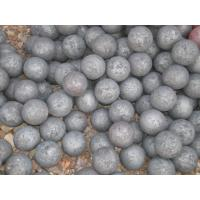 Grinding Media Hot Rolling Steel Balls for Lead Ore with ISO certification