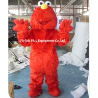 Buy cheap red elmo mascot costumes from wholesalers