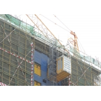 Buy cheap Modular Standardizing System Safety 450m Construction Site Lift product