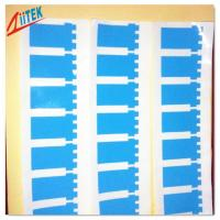 Buy cheap Heat Sink Thermal Conductive Adhesive Tape , 0.9 W / mK Glass Fiber Backing Heat Resistant Tape product