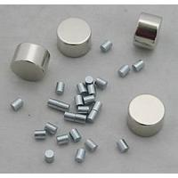 Buy cheap Neodymium Strong Rare Earth Cylinder Magnets with Epoxy Coating product
